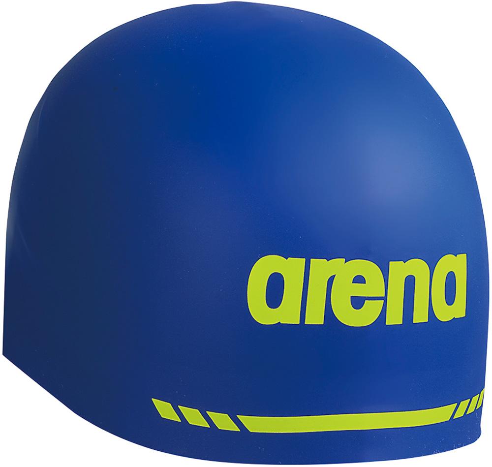 ARENA(アリーナ) 水泳水球競技 帽子 Rブルー 【18日限定P最大10倍】ARENA(アリーナ)水泳水球競技シリコンキャップ(AQUAFORCE 3D SOFT) ARN-9400ARN9400RBLU