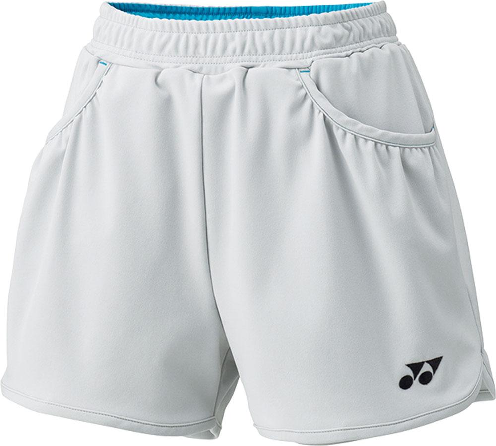 Yonex(ヨネックス) テニス ゲームシャツ・パンツ アイスグレー Yonex(ヨネックス)テニスWOMEN ショートパンツ_2501925019326