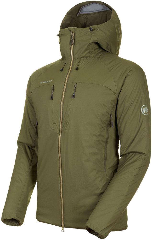 MAMMUT(マムート)アウトドアRime IN Flex Hooded Jacket AF Men1013007504584