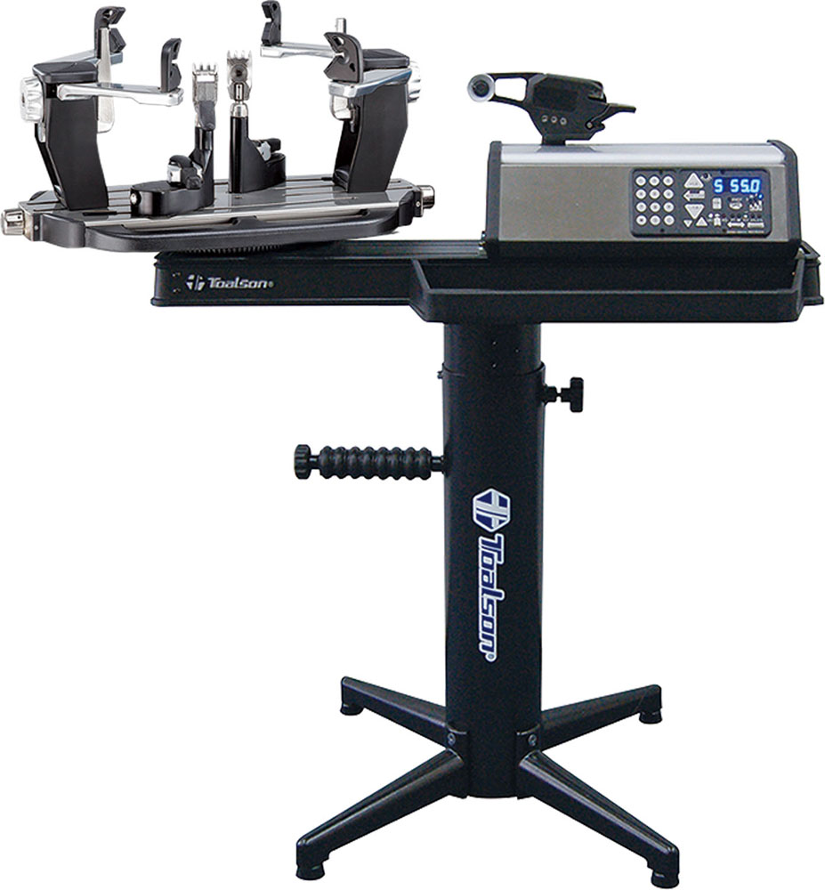 TOALSON(トアルソン)テニス電動ストリングマシン X-1000L1501000X