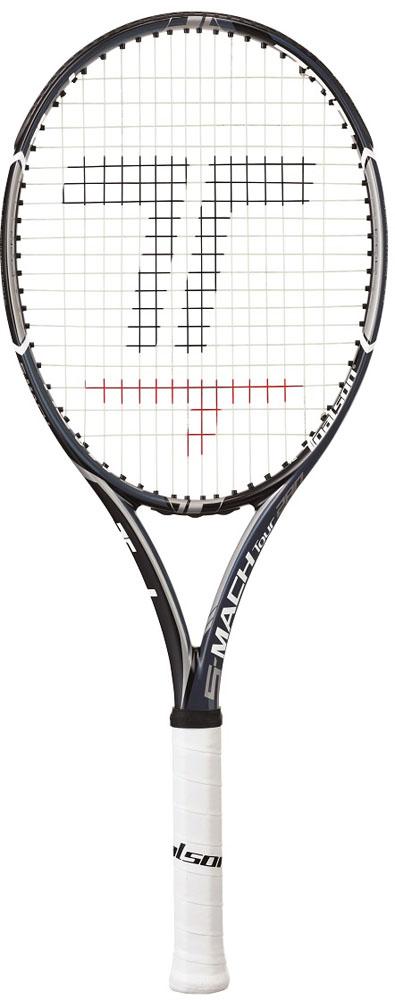 TOALSON(トアルソン)テニスS‐MACH TOUR280 カーボンブルー グリップサイズ31DR812B3