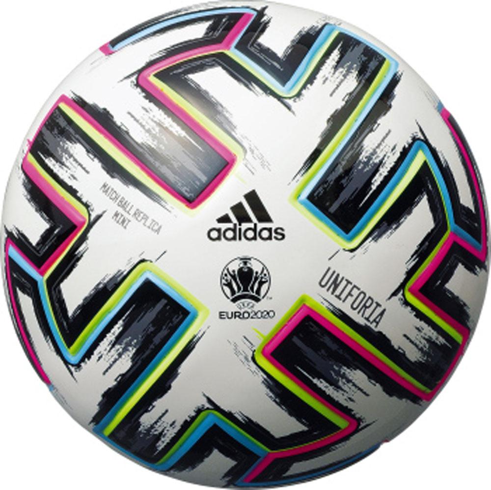 adidas 買い物 評判 アディダス サッカー ミニAFMS120 サッカーユニフォリア ボール