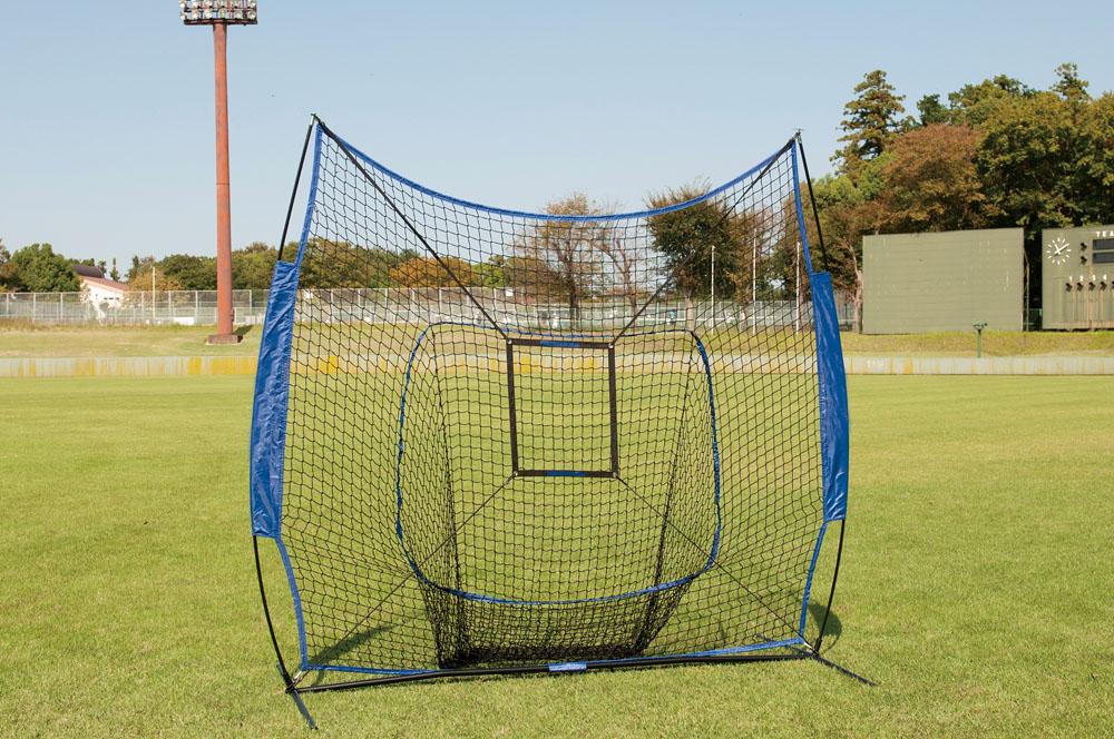 エバニュー(Evernew)野球&ソフトティーバッティングネットCEKC155