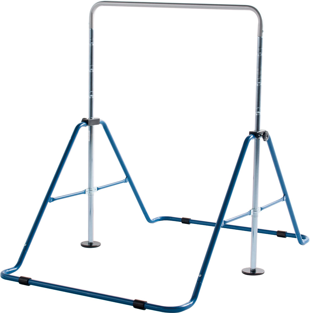 2EKD340 エバニュー(Evernew)学校体育器具折りたたみジュニア鉄棒