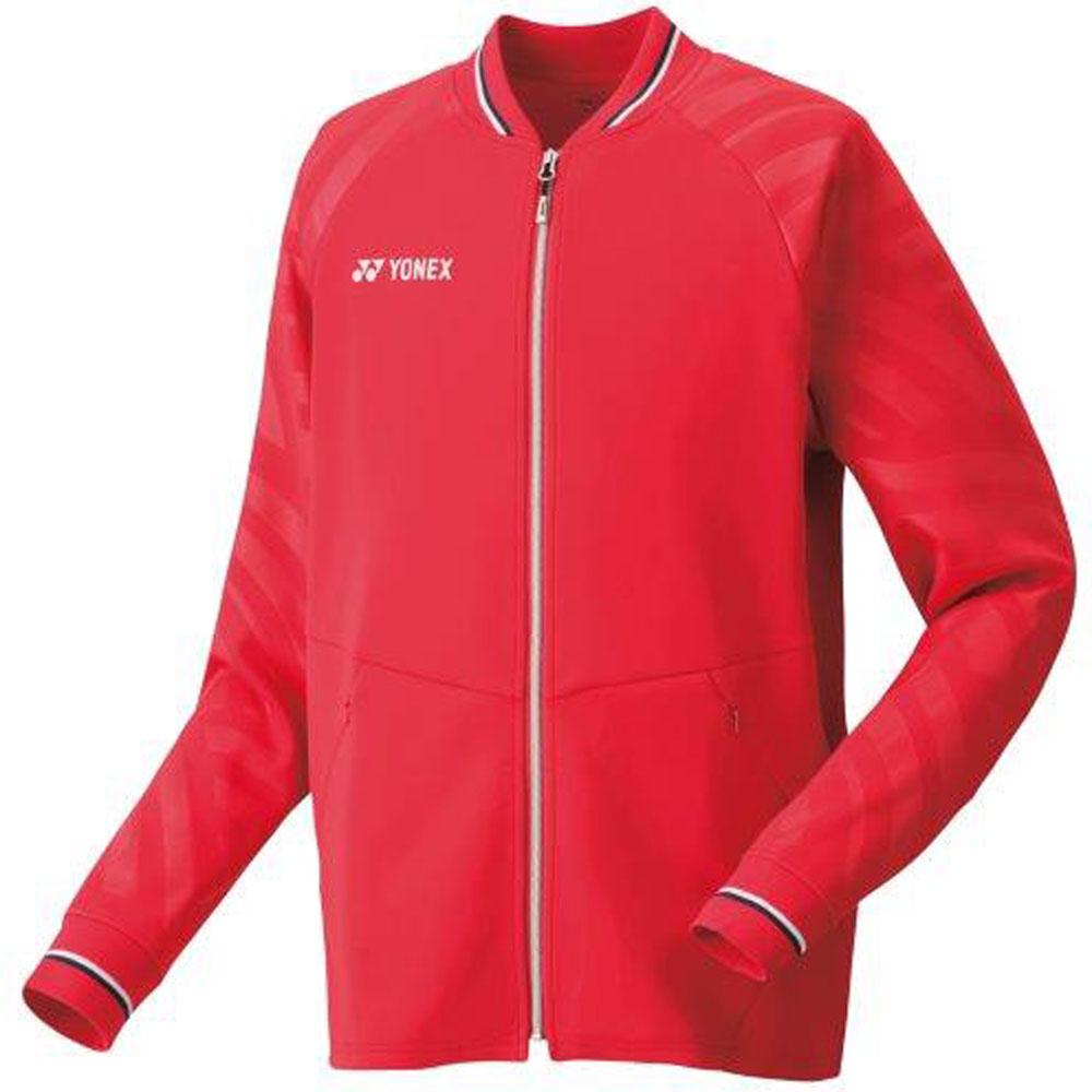 Yonex(ヨネックス)テニスメンズ ニットウォームアップ シャツ フィットスタイル テニスウェア50085639