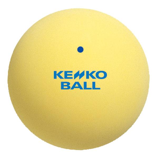 ケンコー KENKO テニス ボール 10日から11日2時 大好評です メーカー公式 テニスソフトテニスボール_スタンダード P最大10倍 イエロー 1ダースTSSYV