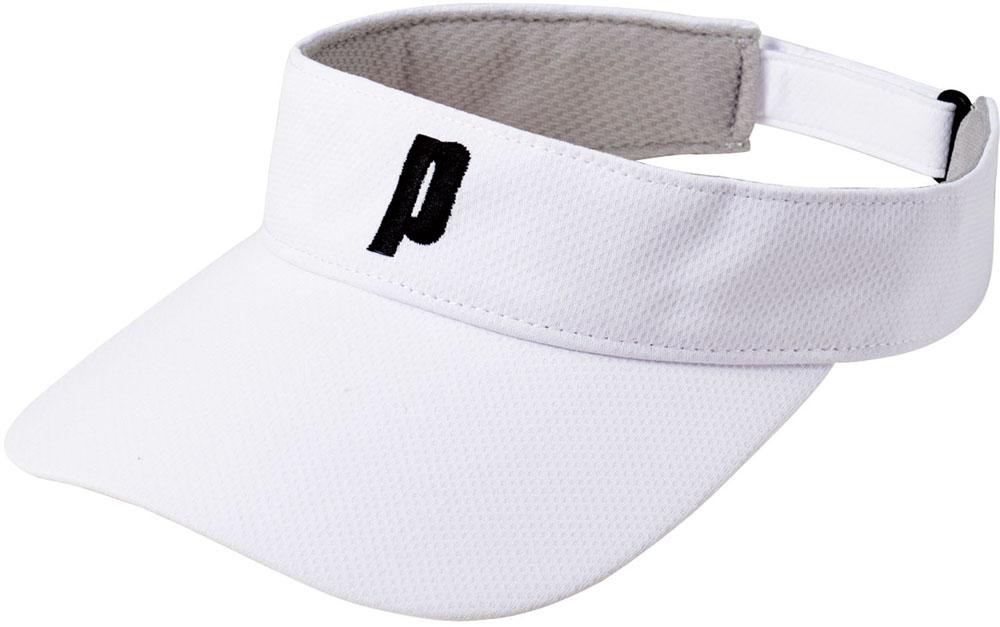 Prince プリンス テニス 帽子 推奨 WHT レディースPH519202 正規逆輸入品 18日限定P最大10倍 BLK テニスクールバイザー