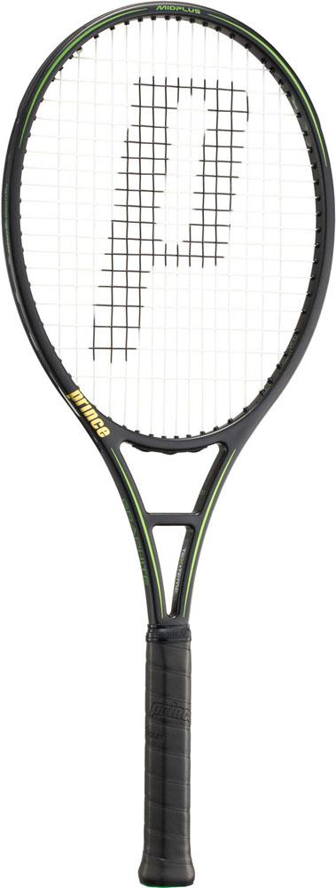 Prince プリンス 当店は最高な サービスを提供します テニス ラケット テニスファントム 税込 硬式テニスラケット フレームのみ7TJ108 グラファイト ブラック×グリーン 100