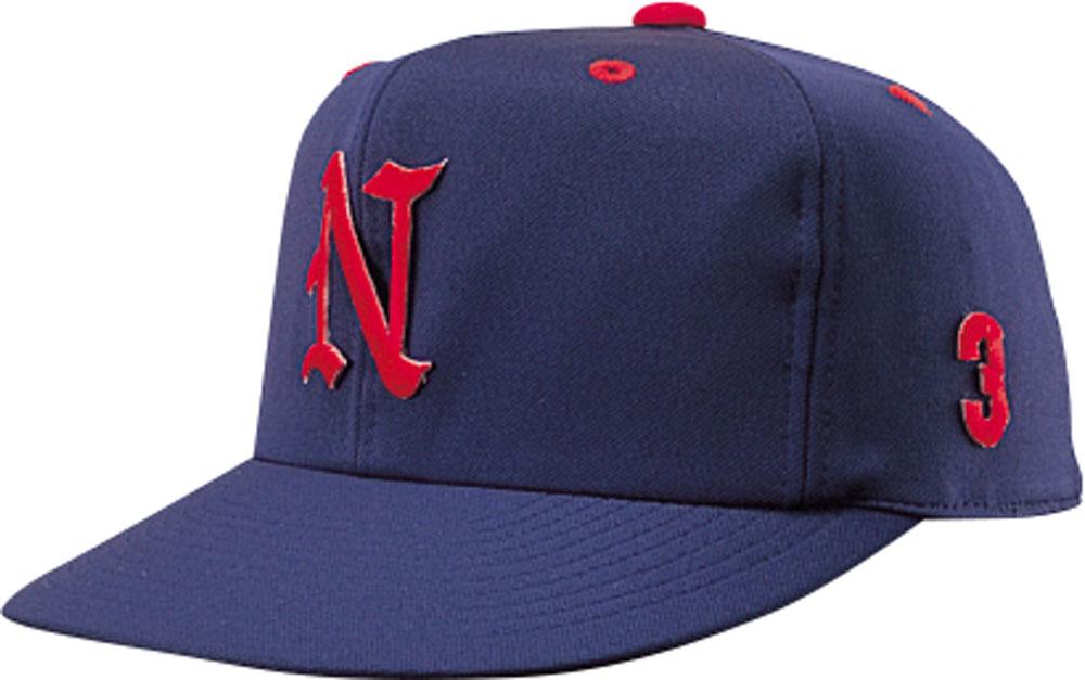 限定価格セール ナショナルハット NATIONAL HAT 帽子 コン オールニットN7522NRD 25%OFF ジュニア HAT男女兼用 カガリアカ 野球帽子