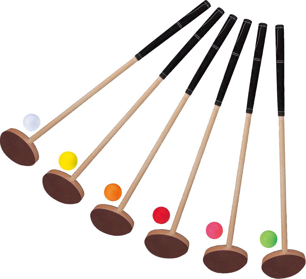 【25日限定P最大10倍】ニチヨー(NICHIYO)Gゴルフクラブ普及セット G-K6SEGK6SE
