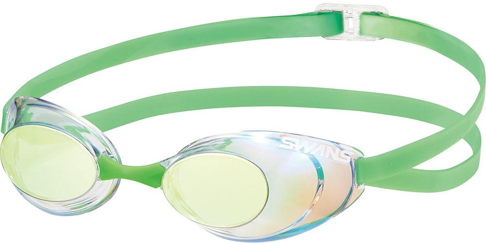 蔵 SWANS スワンズ 水泳水球競技 ゴーグル CYGF サングラス 新作多数 25日限定P最大10倍 水泳水球競技スイミングゴーグルSR10MCYFG