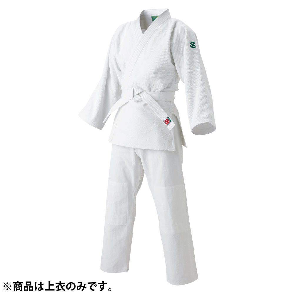 KUSAKURA(クザクラ)格闘技JSY 標準サイズ用大和錦柔道衣 上衣のみ S_1_サイズJSYCS1