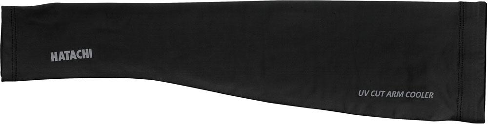 HATACHI ハタチ ウエルネス 即納最大半額 グッズその他 ウエルネスUVカット_アームクーラー ブラック グラウンドゴルフ パークゴルフWH6311 世界の人気ブランド