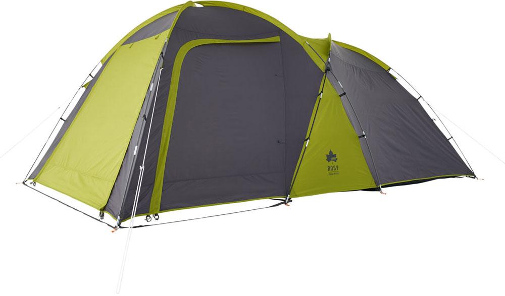 ロゴス 返品交換不可 LOGOS アウトドア テント シュラフ LOGOSアウトドアROSY ドゥーブルXL-BJ ツールームテント 2ルームテント _ キャンペーンもお見逃しなく 大型スクリーンタープ 2ヶ所の出入口 収納バッグ付き キャンプ 71805561 吊り下げ式