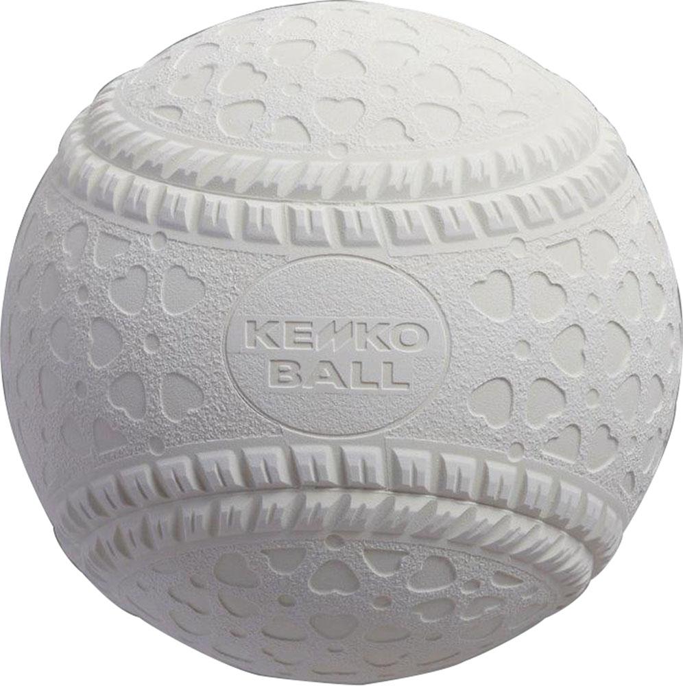 ケンコー(KENKO)野球&ソフトケンコー(マルケン) 新・軟式野球用ボールM号(一般・中学生用) 1ダース(12個)M