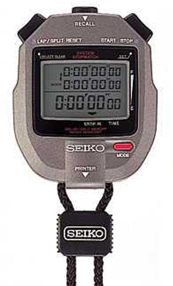SEIKO(セイコー)マルチSPシステムストップウオッチSVAS011