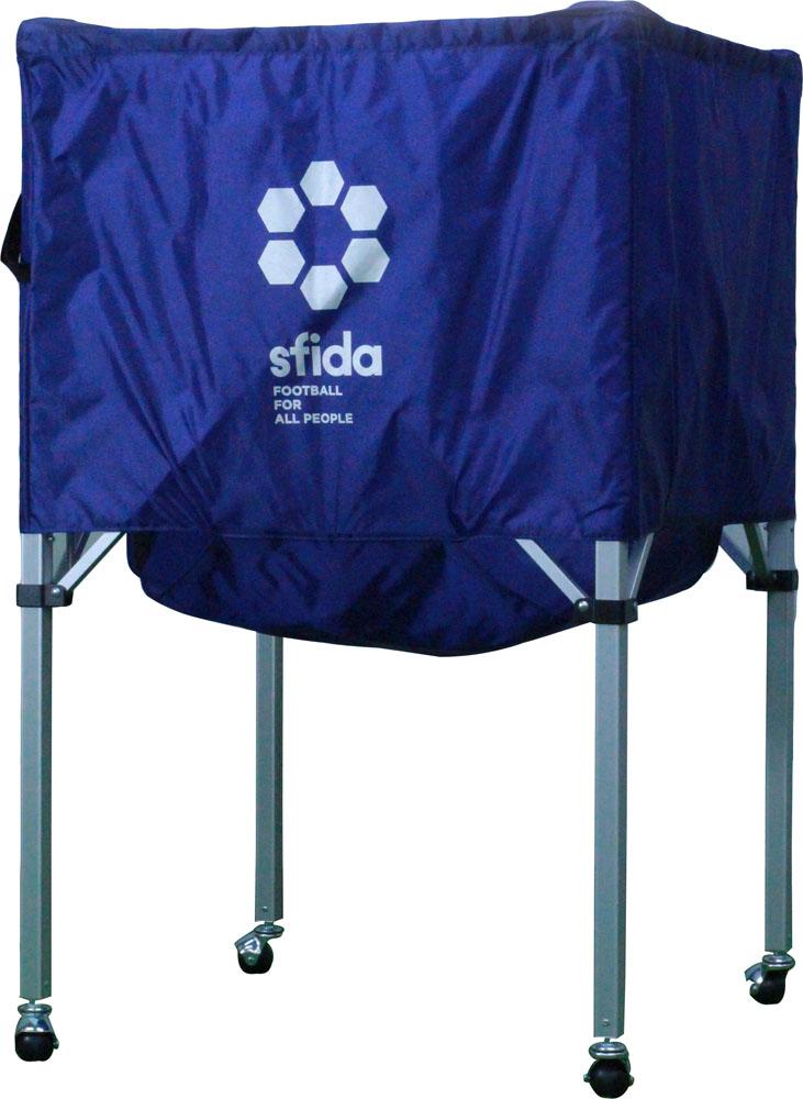 【ラッキーシール対象】SFIDA(スフィーダ)フットサルバッグボールキャリーOSFBC01BLU