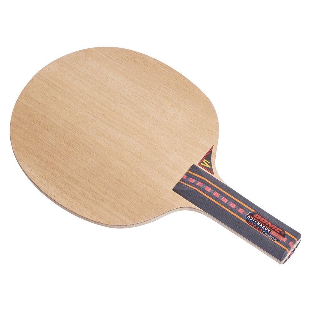 【ラッキーシール対象】DONIC(ドニック)卓球ラケット【卓球用 シェークラケット】 オフチャロフ オリジナル センゾーカーボン スタンダードグリップタイプBL117ST
