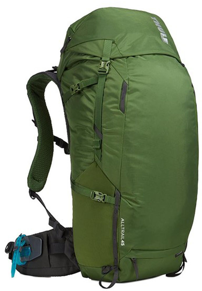 スーリー(THULE)カジュアルAllTrail 45L Men's Garden Green3203533