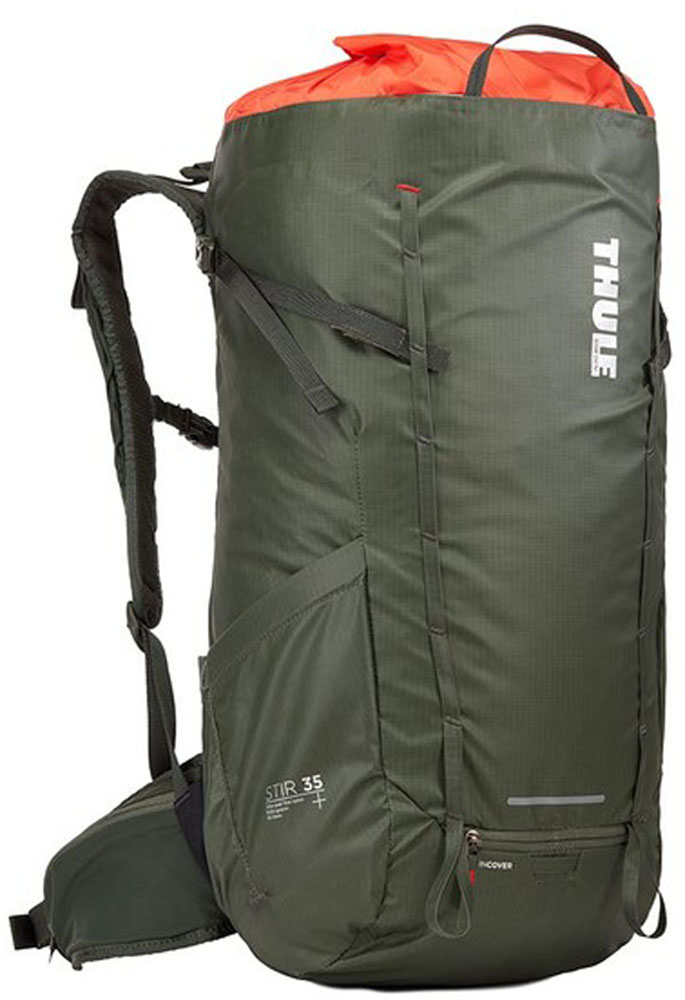 スーリー(THULE)カジュアルStir 35L Men's Dark Forest3203544