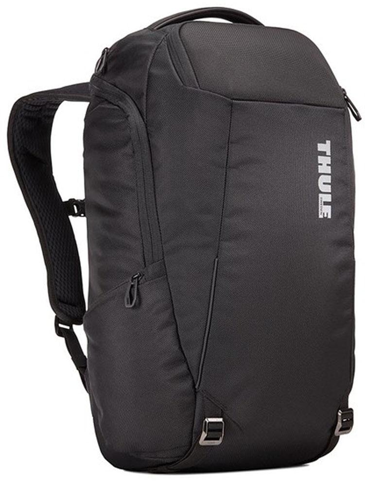 スーリー(THULE)カジュアルThule Accent Backpack 28L Black3203624