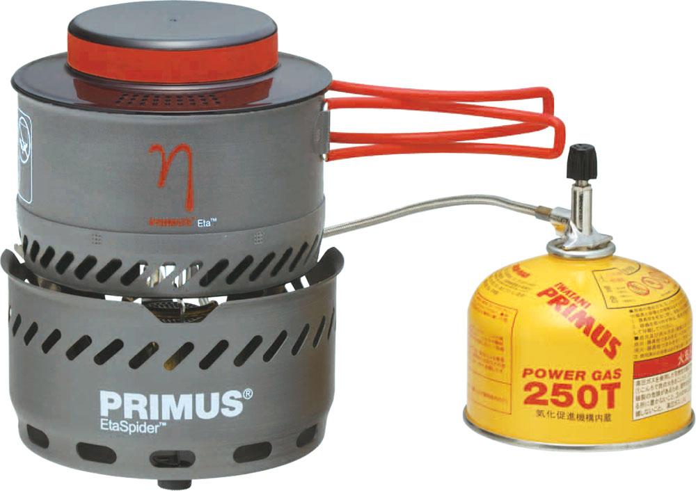 【ラッキーシール対象】PRIMUS(プリムス)アウトドア食器・燃料イータスパイダーPETAESP