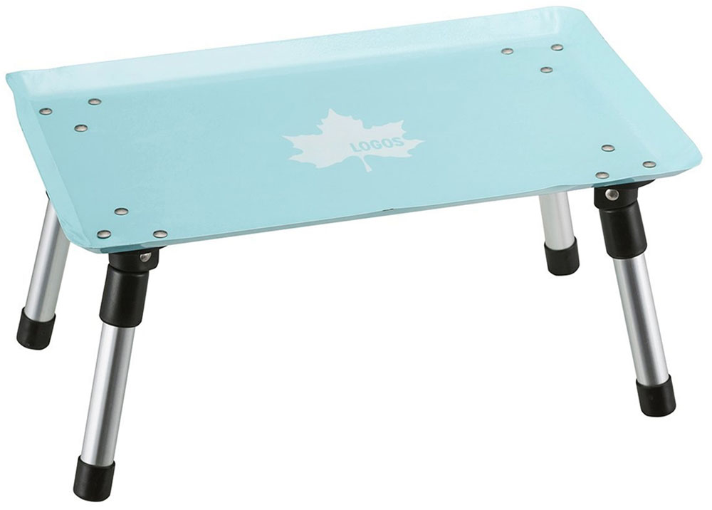 ロゴス(LOGOS)アウトドアグッズその他カラータフテーブル-AF (ブルー) 7318902273189022