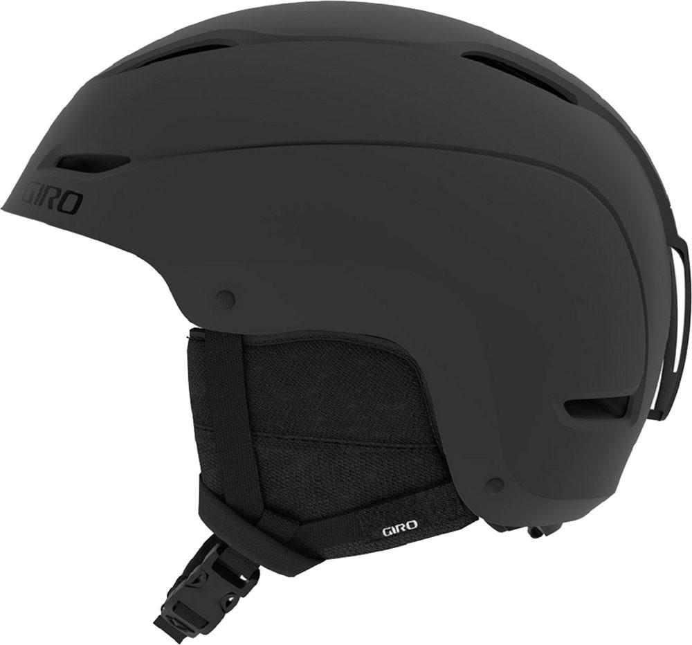 【ラッキーシール対象】GIRO(ジロ)スキーヘルメットスキー ヘルメット Ratio ( レシオ ) マットブラック Lサイズ7082579