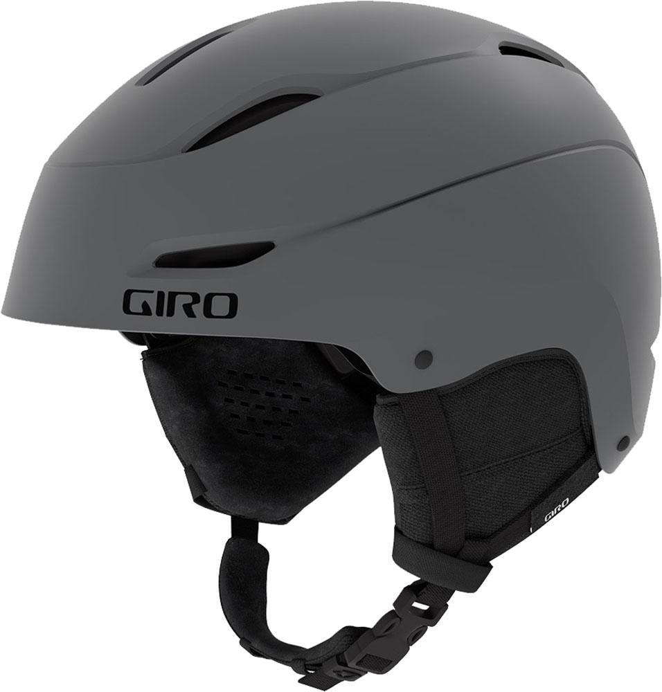 【ラッキーシール対象】GIRO(ジロ)スキーヘルメットスキー ヘルメット Ratio ( レシオ ) マットチタニウム Lサイズ7082592