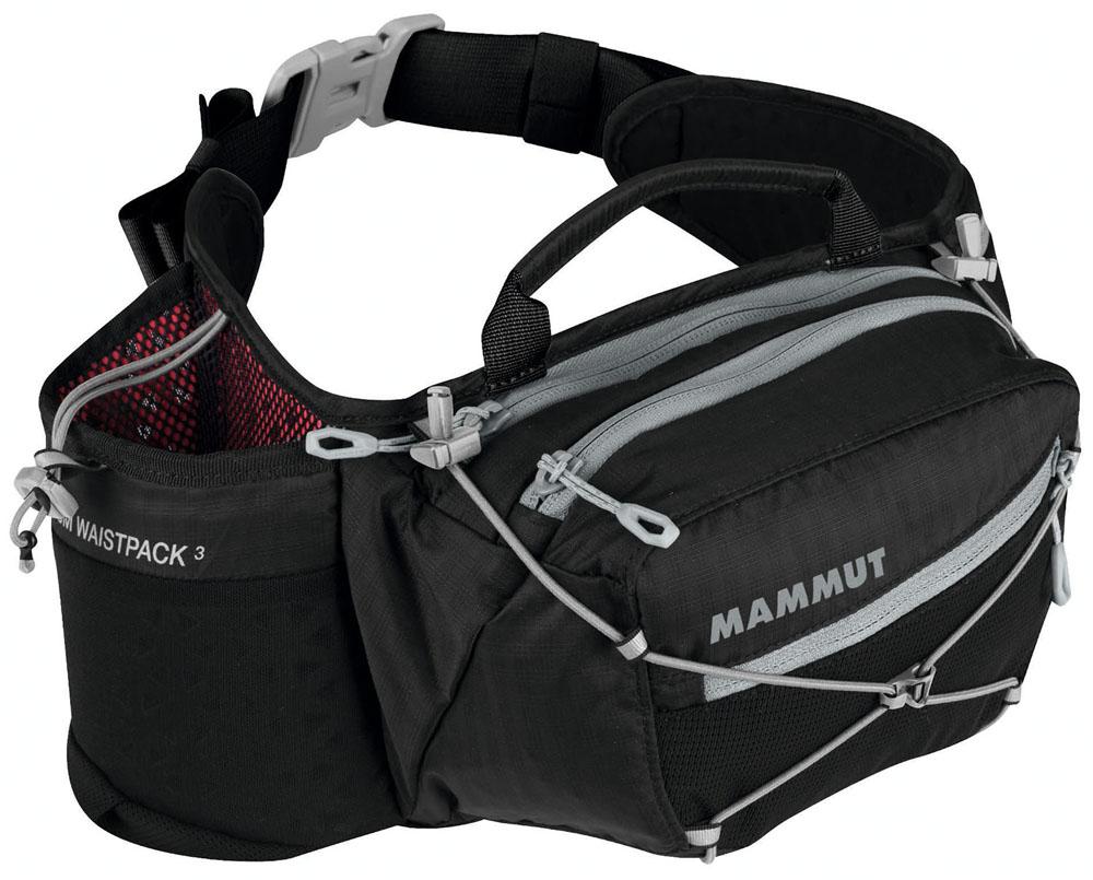 【ラッキーシール対象】MAMMUT(マムート)アウトドアバッグLithium Waistpack281000741BLACK