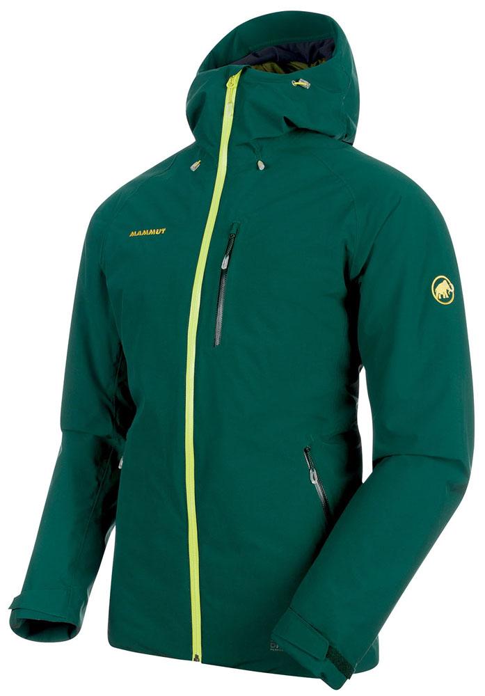 MAMMUT(マムート)アウトドアウインドウェアRunbold HS Thermo Hooded Jacket Men101024830AD TEAL-CLOVE