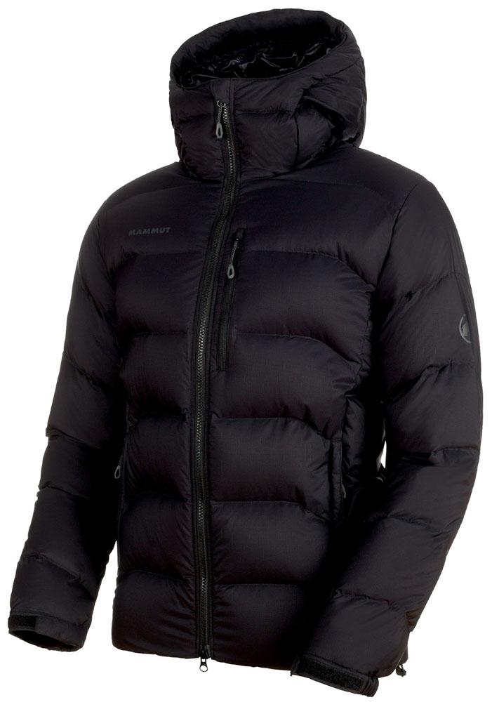 【ラッキーシール対象】MAMMUT(マムート)アウトドアウインドウェアXeron IN Hooded Jacket Men101300700BLACK