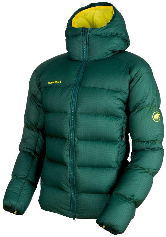 【ラッキーシール対象】MAMMUT(マムート)アウトドアウインドウェアMeron IN Hooded Jacket AF Men101300740D TEAL-CANAR
