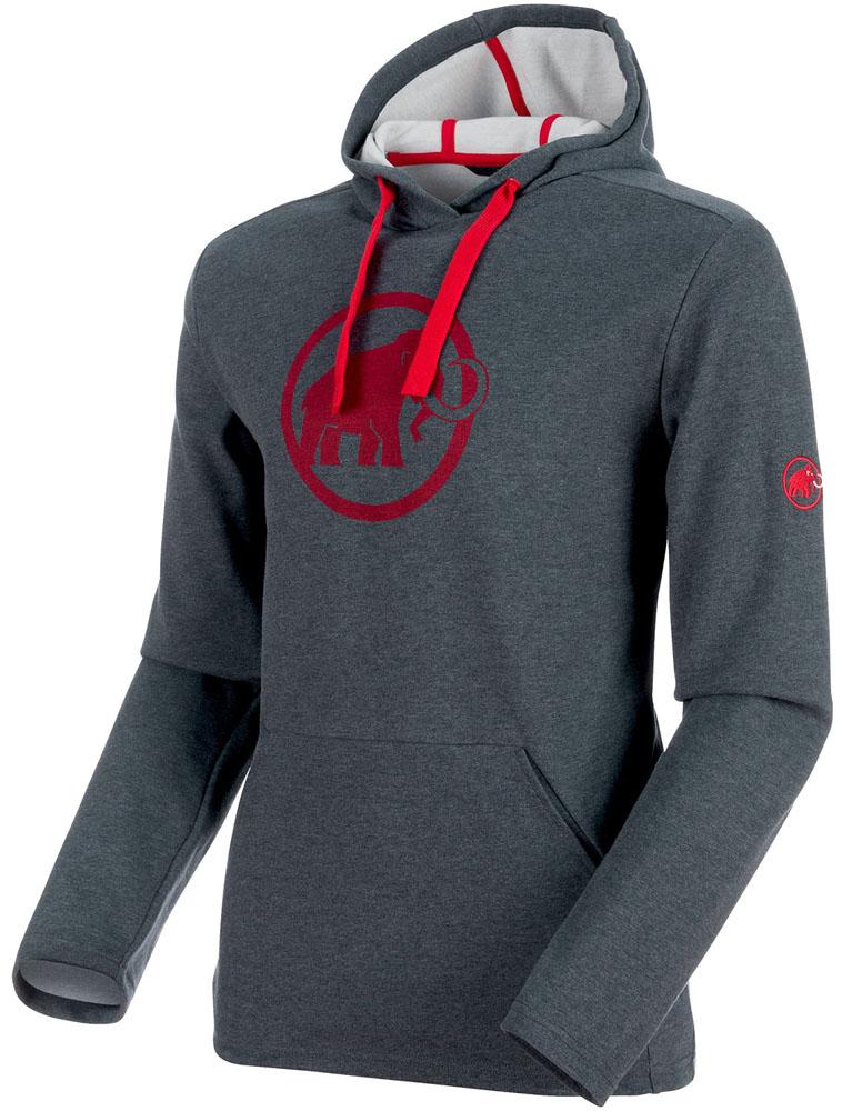 MAMMUT(マムート)アウトドアゲームシャツ・パンツMammut Logo ML Hoody Men101401381APHANTOM MELA
