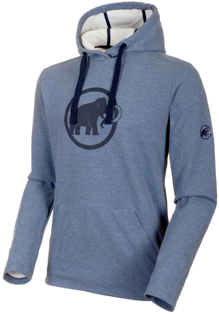 【ラッキーシール対象】MAMMUT(マムート)アウトドアゲームシャツ・パンツMammut Logo ML Hoody Men101401381AMARINE MELAN