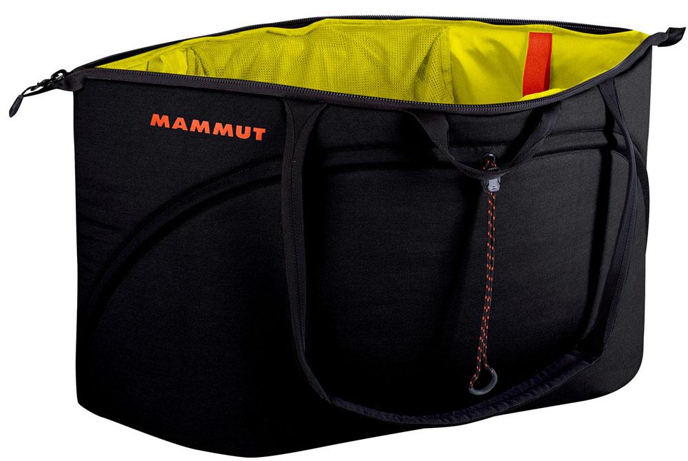 【ラッキーシール対象】MAMMUT(マムート)アウトドアバッグMagic Rope Bag229000990BLACK