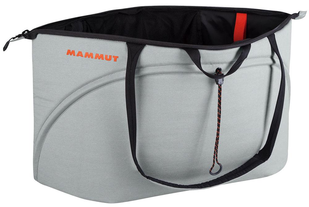【ラッキーシール対象】MAMMUT(マムート)アウトドアバッグMagic Rope Bag229000990BLACK-INFERN