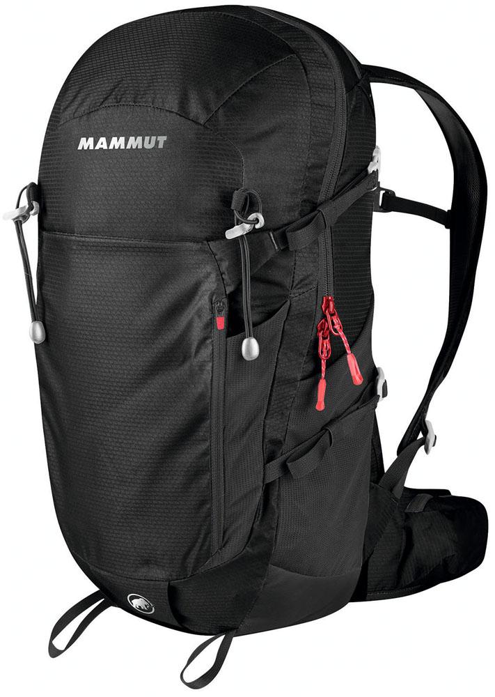 【ラッキーシール対象】MAMMUT(マムート)アウトドアバッグリチウム ジップ 24L Lithium Zip 2530-03451253003451BLACK