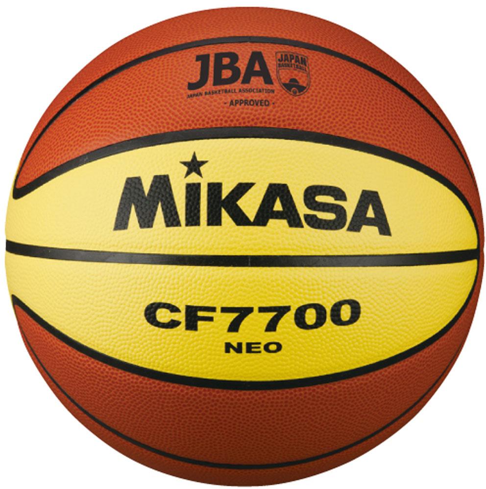 ミカサ(MIKASA)バスケットバスケットボール検定球7号CF7700NEO