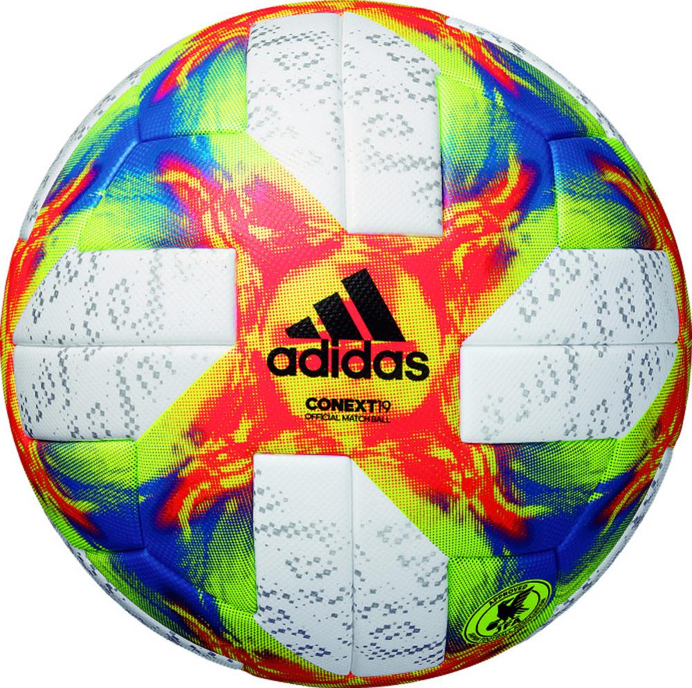 【ラッキーシール対象】adidas(アディダス)サッカーボールアディダス フットボール 5号球 コネクト19AF500