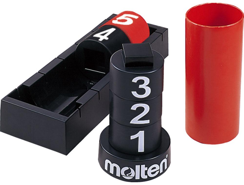 【ラッキーシール対象】モルテン(Molten)バスケット器具・備品ファール表示盤5 ファール用BFN5