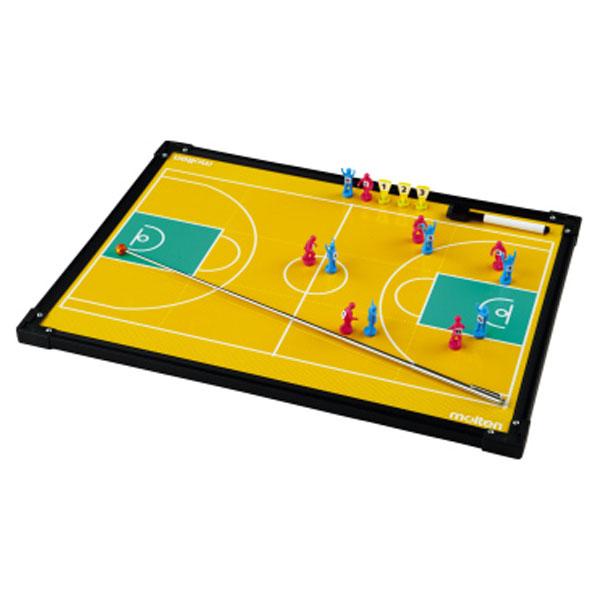 【ラッキーシール対象】モルテン(Molten)バスケットグッズその他バスケットボール用 立体作戦盤SB0080