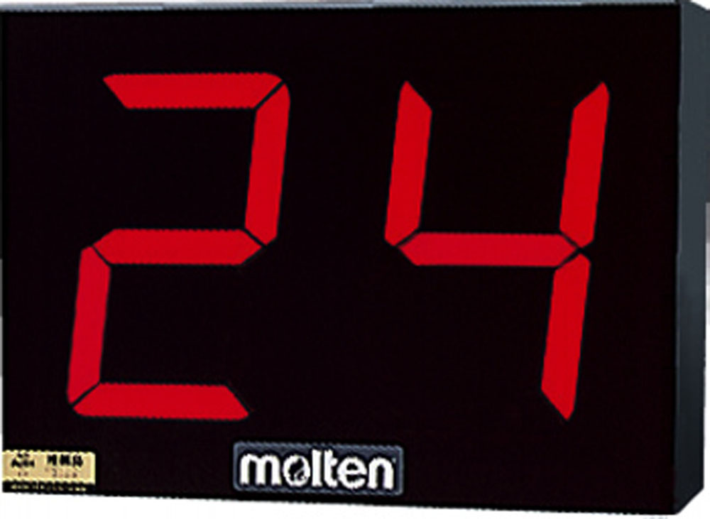 【ラッキーシール対象】モルテン(Molten)バスケット器具・備品ショットクロックUX0040