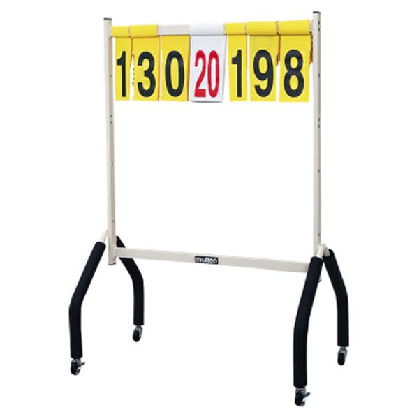 【ラッキーシール対象】モルテン(Molten)学校体育器具器具・備品日めくり得点板 HTBHTB