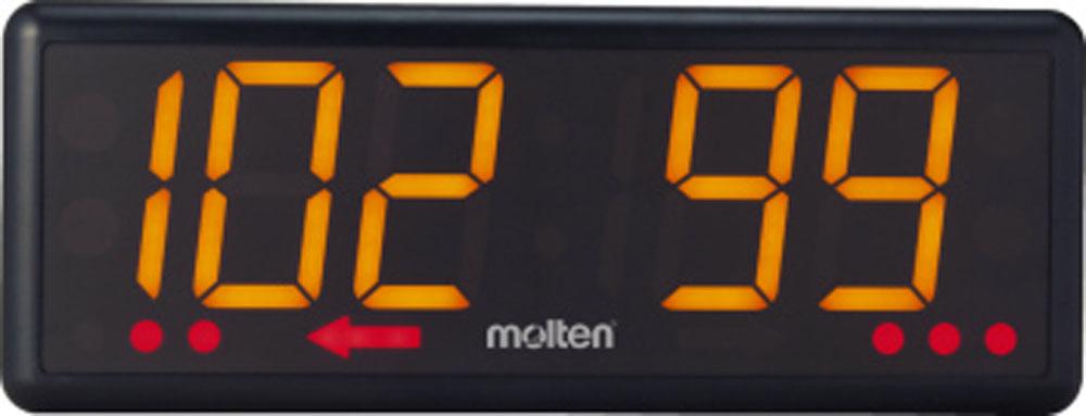 【ラッキーシール対象】モルテン(Molten)マルチSPグッズその他デラックス表示盤(バスケットボール・ハンドボール・バレーボール・バドミントン対応)UX0120D