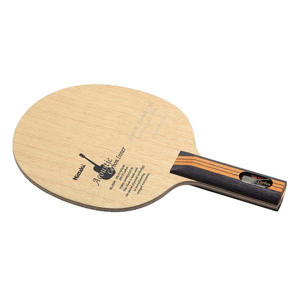 【ラッキーシール対象】ニッタク(Nittaku)卓球ラケットアコースティック カーボンインナー STNC0402