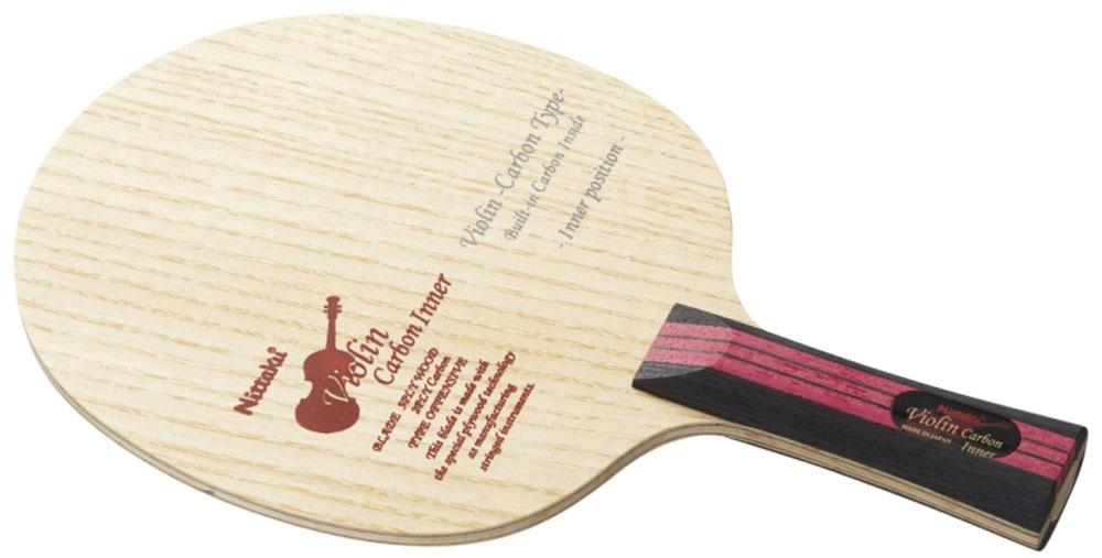 【ラッキーシール対象】ニッタク(Nittaku)卓球ラケットシェークラケット バイオリンカーンボンインナー FLNC0436