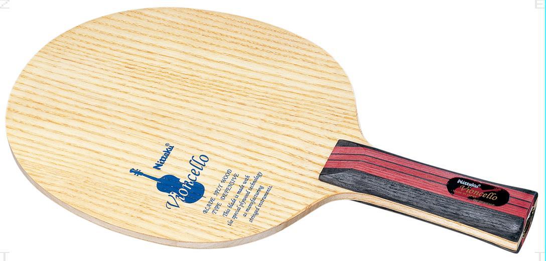 ニッタク(Nittaku) 卓球 ラケット 【11日1:59迄】【エントリーでP10倍】ニッタク(Nittaku)卓球ビオンセロ FLNE6792