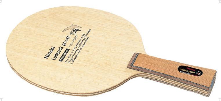 【ラッキーシール対象】ニッタク(Nittaku)卓球ラケットルデアックパワー FLNE6835