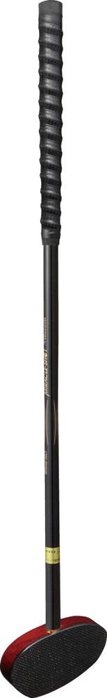 【ラッキーシール対象】ニチヨー(NICHIYO)Gゴルフゴルフクラブクラブ パーシモンモデルN320ブラック